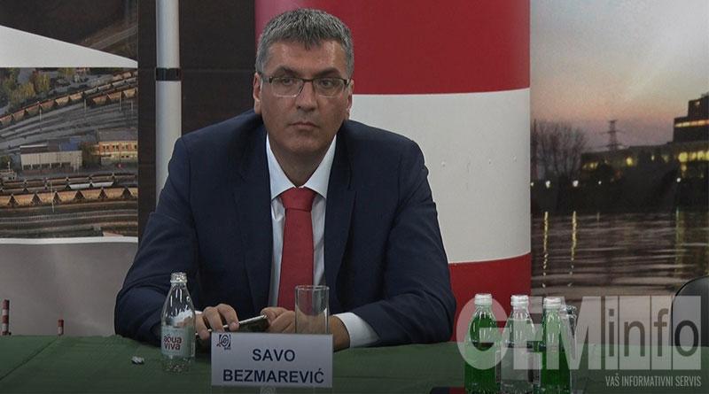 Savo Bezmarević, izvršni direktor za tehničke poslove proizvodnje energije