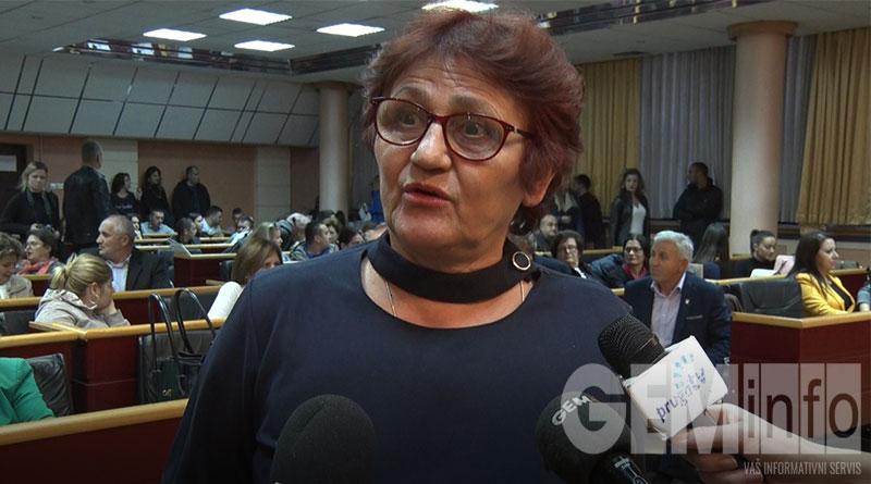 Nadežda Božić, direktorka Centra za socijalni rad