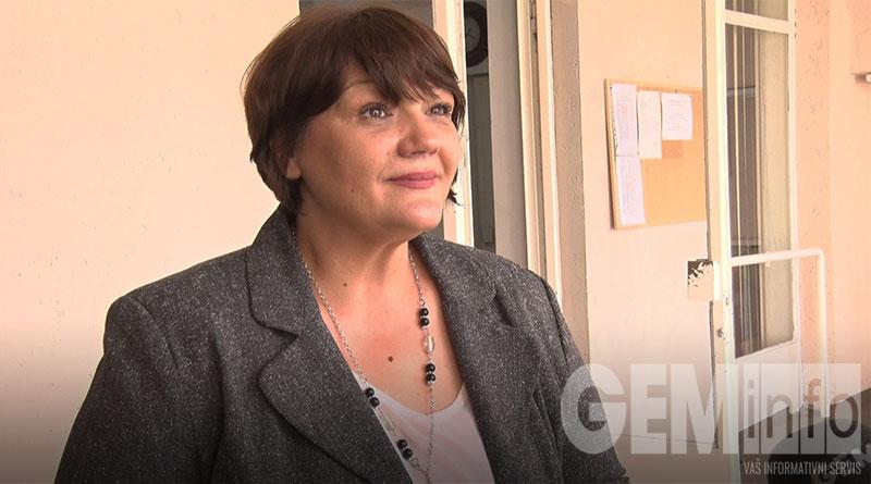 Dušica Milovanović, predsednica Udruženja žena Barajeva