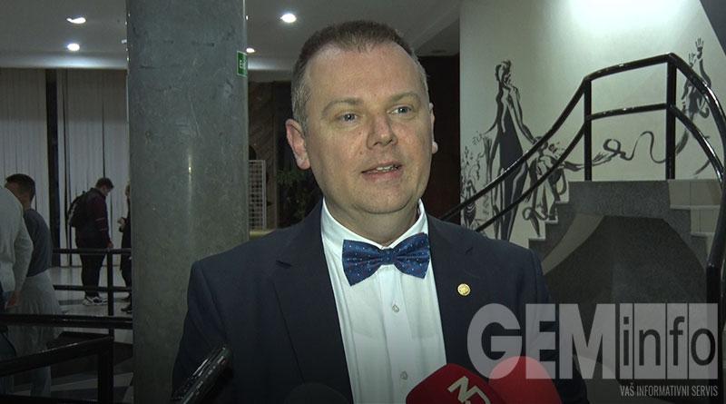 Miodrag Dinulović, predsednik Zajednice profesionalnih pozorišta Srbije
