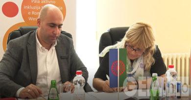 """Projekat """"Ujedinjene za bolje sutra"""" namenjen romkinjama na teritoriji Lazarevca, Lajkovca, Mionice i Uba"""