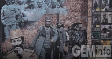 """Izložba """"Srbija i Srbi na filmu u oslobodilačkim ratovima 1912-1918."""""""