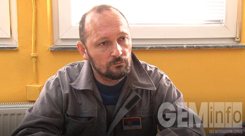 Ivan Gajić, profesor