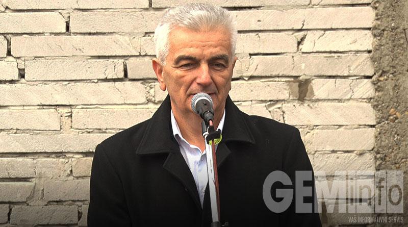 Miloje Živanović, zamenik predsednika Lazarevac