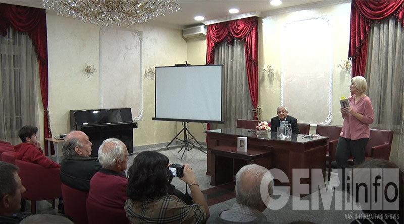 """Promovisana knjiga """"Usputnica"""" Lazarevčanina Miće Živojinovića"""