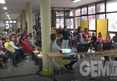 """Nedelja programiranja obeležena kvizom za učenike trećih razreda OŠ """"Vojislav Voka Savić"""""""
