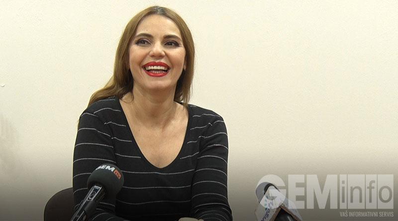 Vesna Stanković, glumica