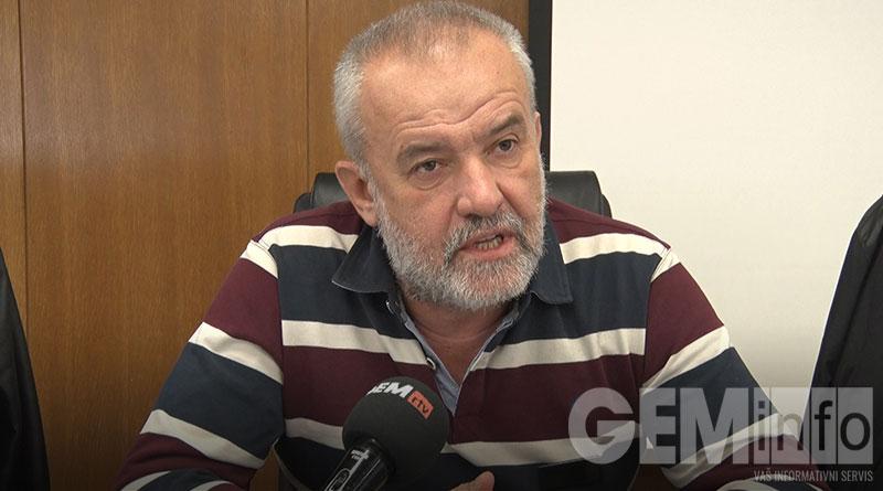 Milan Đorđević, Sindikat EPS-a