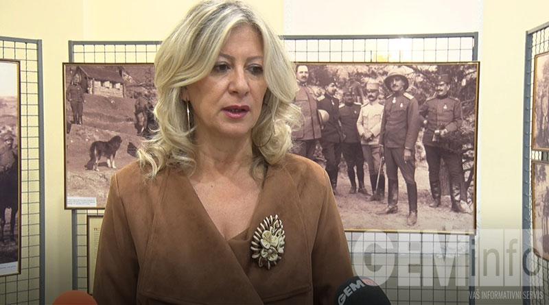 Suzana Stoisavljević, predsednica podružnice