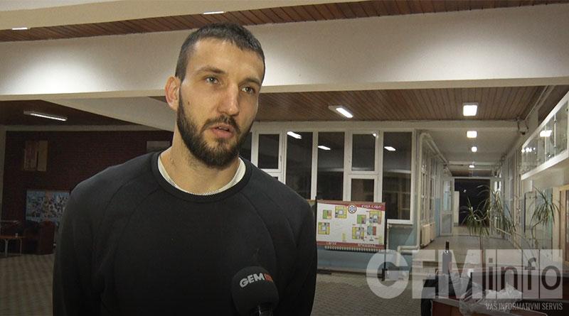 Stefan Birčević, košarkaš