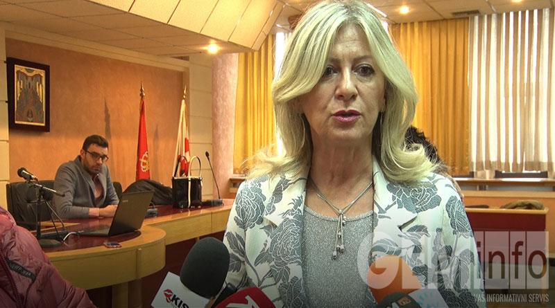 """Suzana Stoisavljević, DZ """"Đorđe Kovačević"""""""