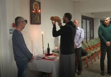 """SRC """"Kolubara"""" obeležio svoju slavu Svetog Savu"""