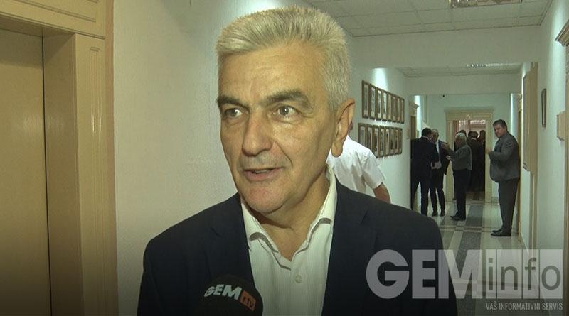 Miloje Živanović, zamenik predsednika opštine Lazarevac