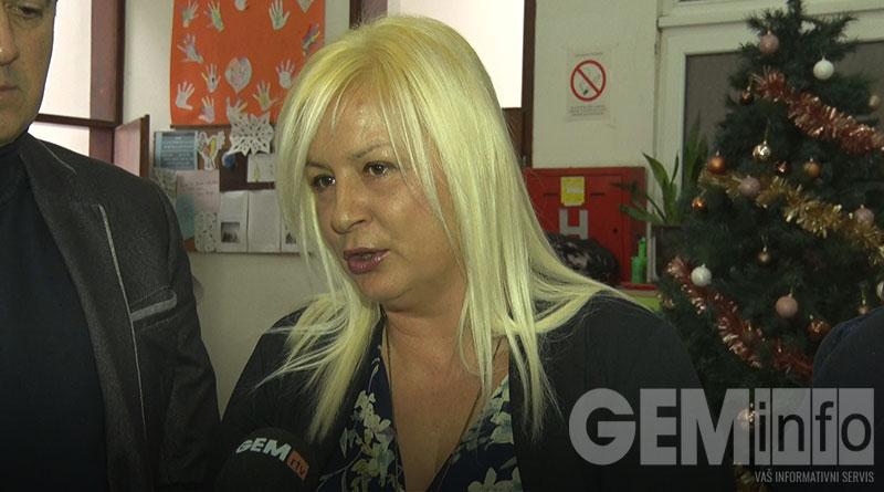 """Marija Šarović, direktorka OŠ """"Diša Đurđević"""""""