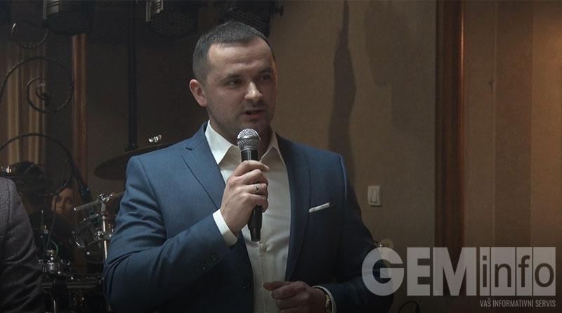 Nenad Džajević, zamenik predsednika opštine Lajkovac