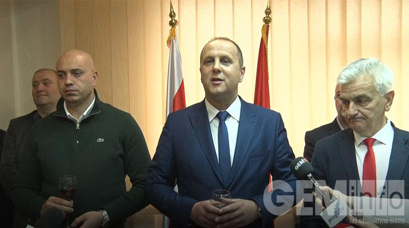 Bojan Sinđelić, predsednik opštine Lazarevac