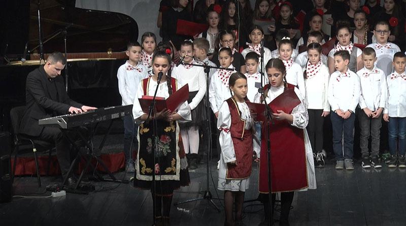 Učenici škole Sveti Sava