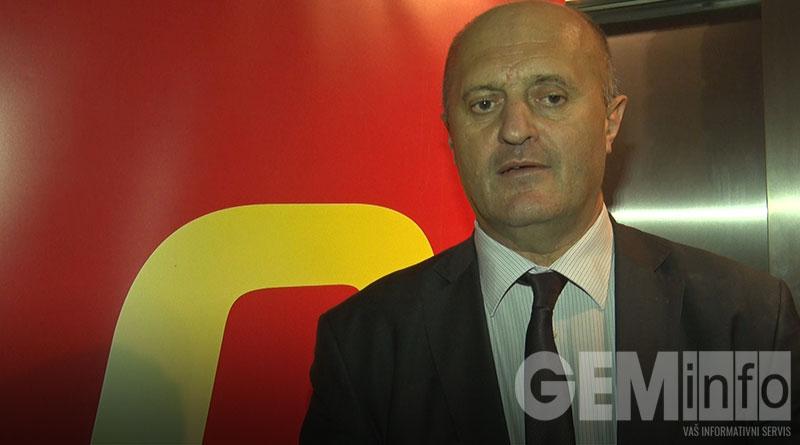 Živorad Bojičić, predsednik lajkovačkog odbora Pokreta socijalista