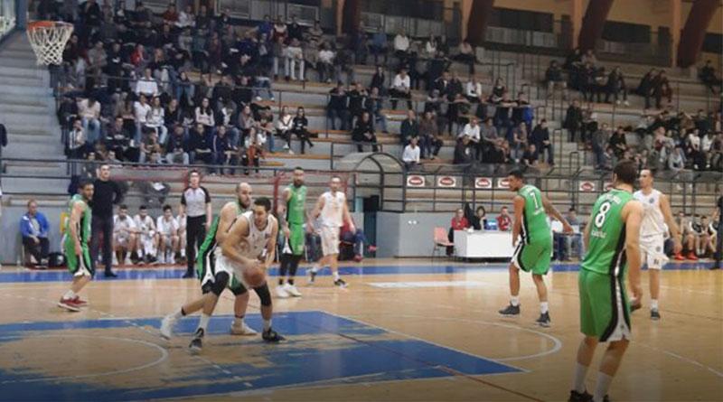 utakmica košarkaša kolubare