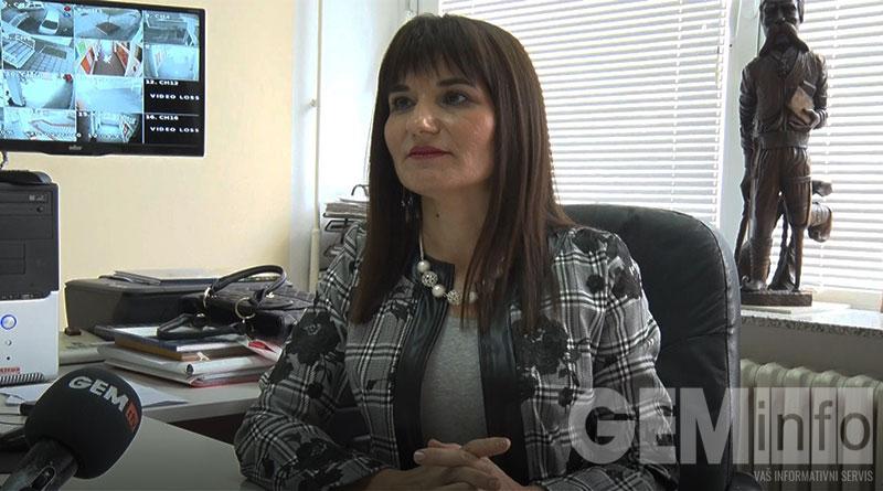 Verica Anđelić - predsednica Aktiva direktora škola