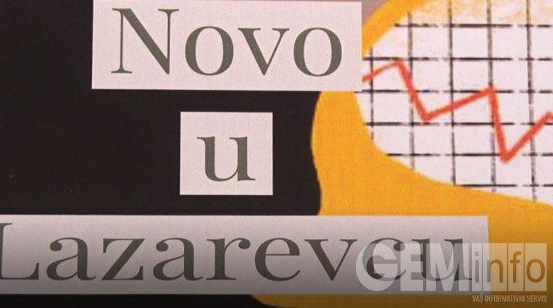 Novo u Lazarevcu