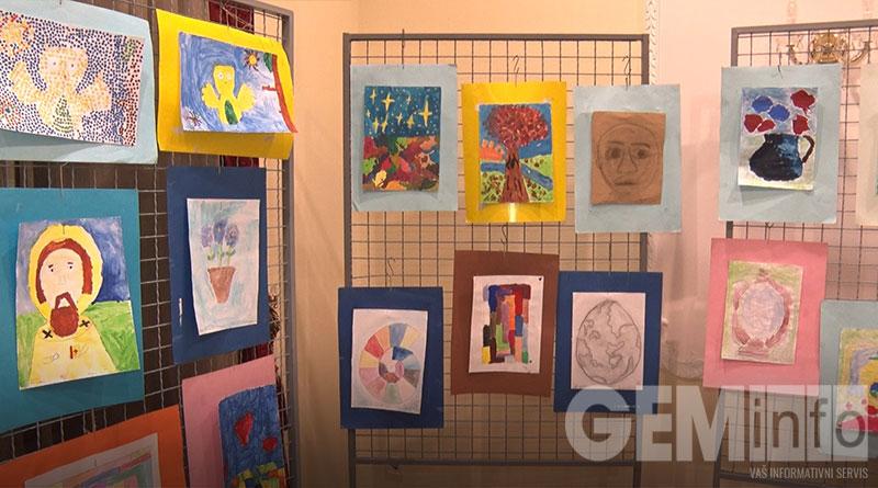Decije slike skole crtanja