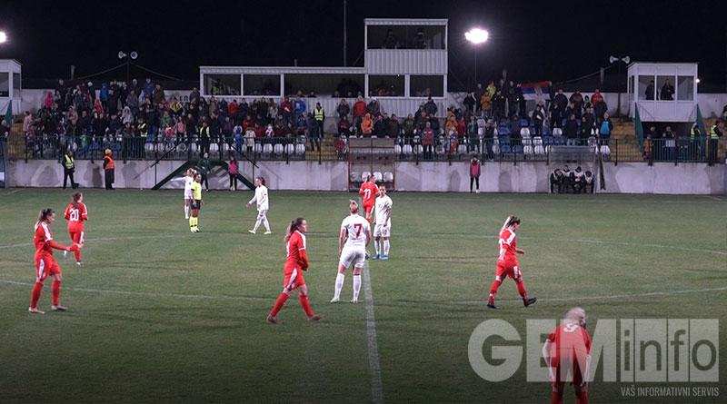 Utakmica Srbija - Severna Makedonija