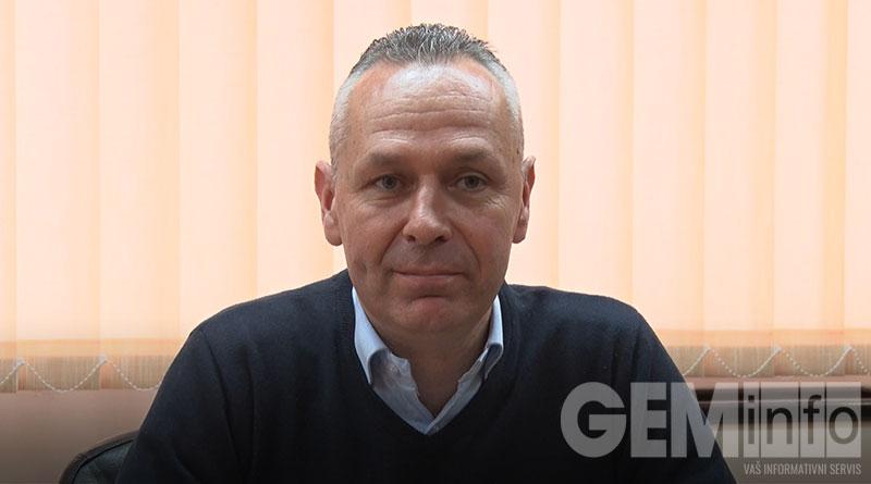 Nenad Bačanac - član Veća opštine Lazarevac