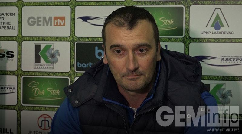 Dejan Rađenović, trener Bačke