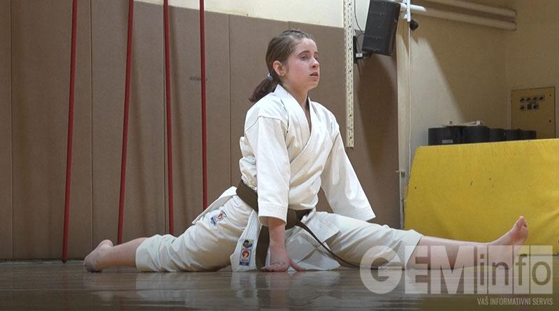 Karate klub Kolubara mlade nade