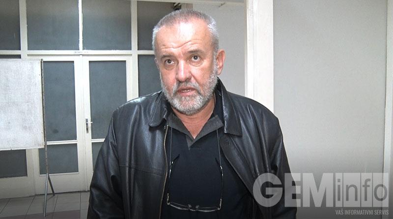 Milan Đorđević, predsednik GG Lazarevac naša kuća