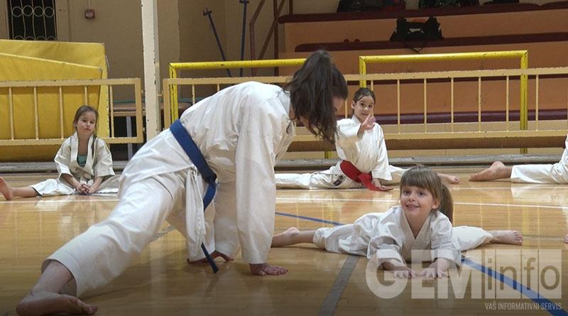 Karate Kolubara