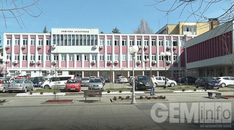Zgrada opštine Lazarevac