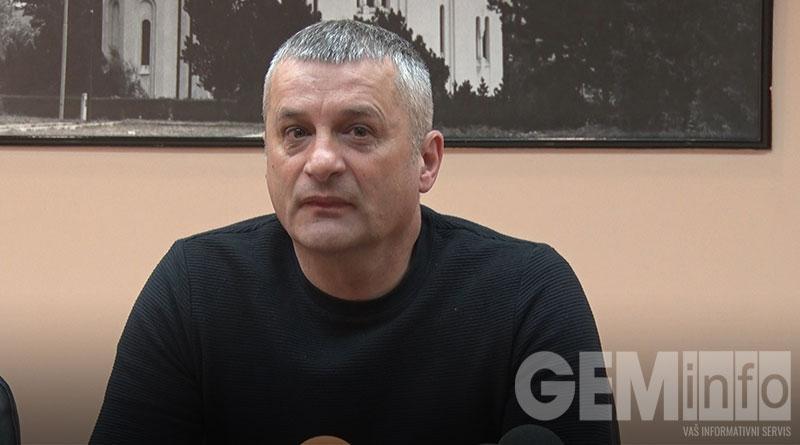 Vladimir Marinković - predsednik organizacionog odbora