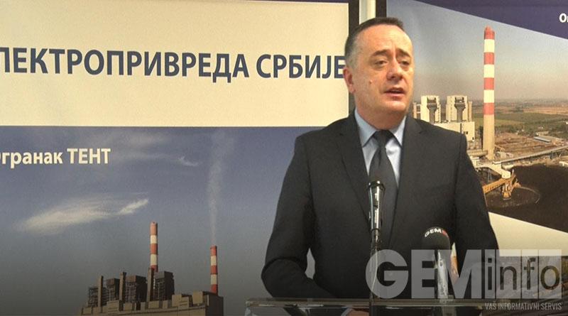 Aleksandar Antić ministar energetike