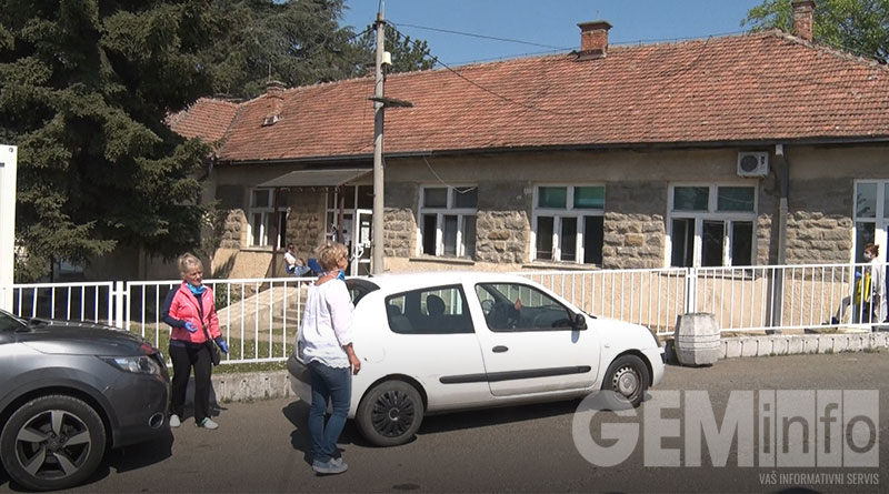 Kovid ambulanta u Lazarevcu