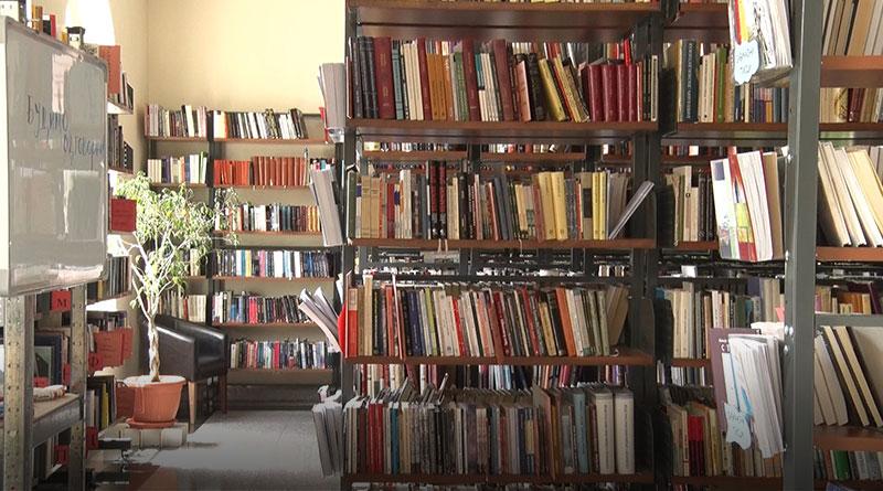 Knjige biblioteka