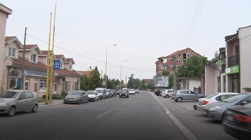 Ulica Janka Stajčića