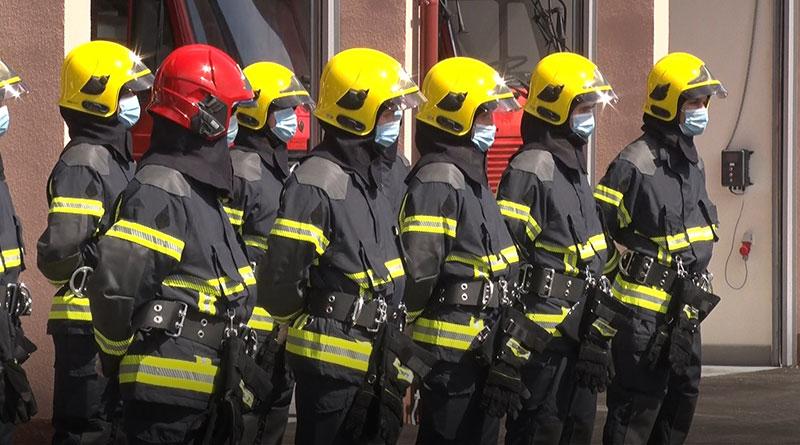 Vatrogasci u Lazarevcu