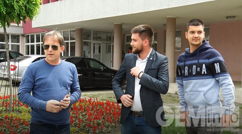 Pokret Dveri Lazarevac