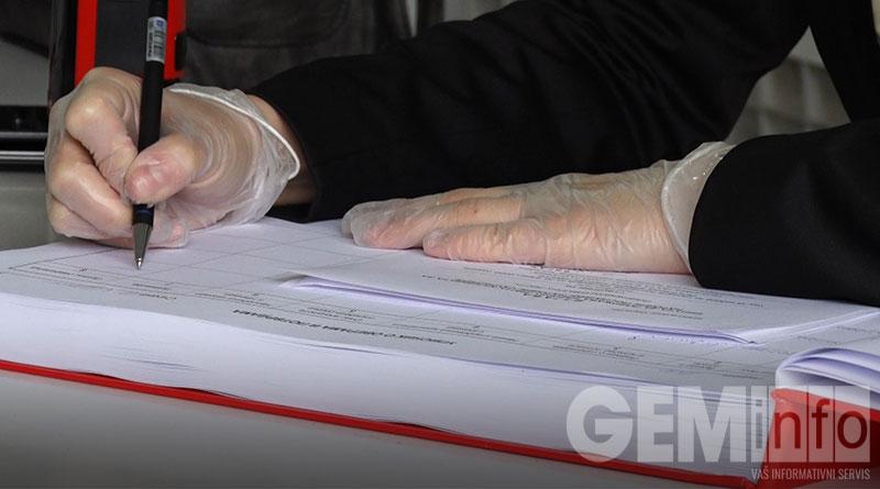 Prikupljanje potpisa za izbore