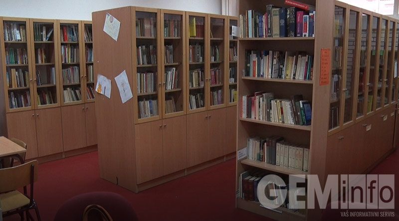 """Biblioteka """"Dimitrije Tucović"""""""