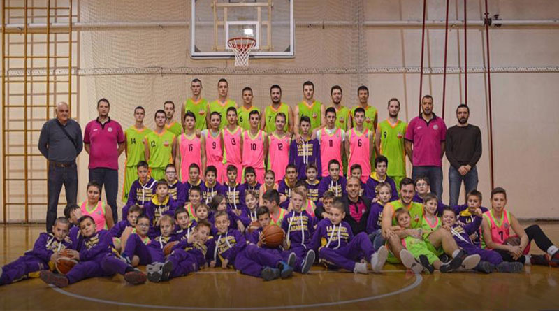 ''La basket '' košarka