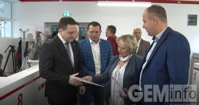 Ministar Branko Ružić posetio opštinu Lazarevac