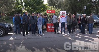 Poslanički kandidat koalicije SPS – Jedinstvena Srbija Ratko Nikolić posetio Velike Crljene