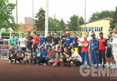 Međunarodni bokserski kamp organizovan u Lazarevcu