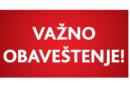 Otvorena nova deonica Baroševac – Medoševac – Vreoci