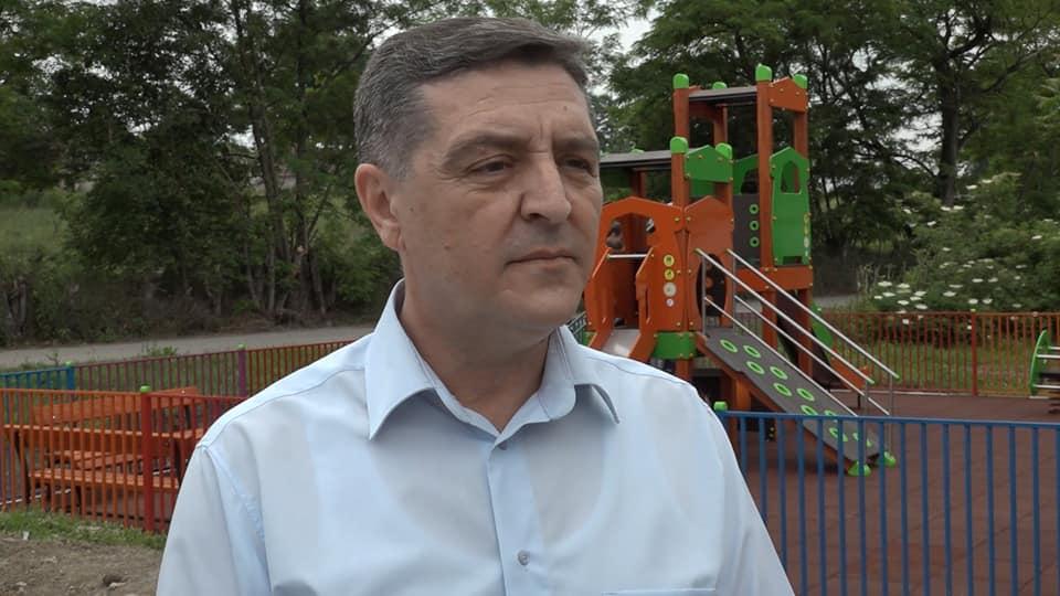 Slobodan Bata Adamović, predsednik opštine Barajevo