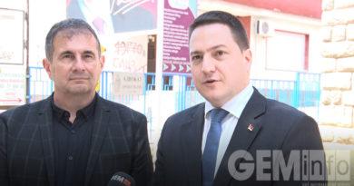 Branko Ružić obišao SPS Lazarevac