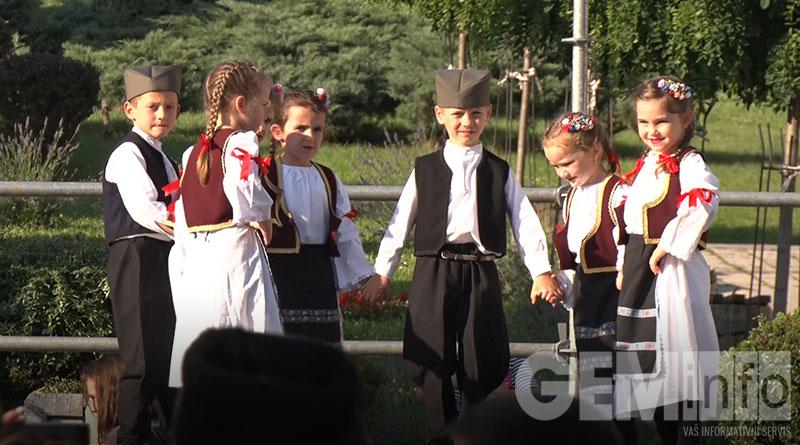Mališani iz ANIP Kolubarsko kolo
